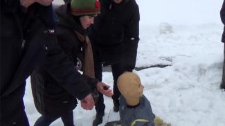 Воронежский СК обнародовал видео с места убийства девочки, за которое соседка получила 12 лет