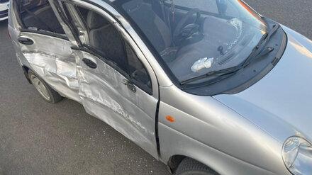 В массовом ДТП в воронежском Шилово пострадали девушка и ребёнок