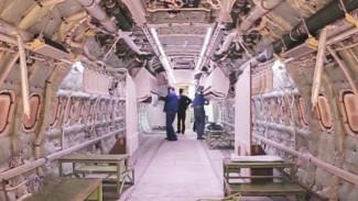 Новый российский самолет Ил-114 будут частично собирать в Воронеже