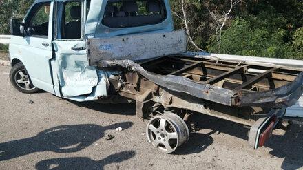 Восьмилетний мальчик пострадал в ДТП с большегрузом и фургоном в Воронежской области