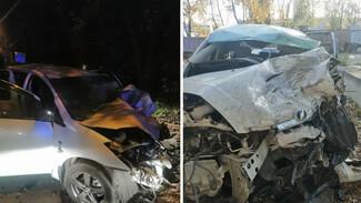 В Воронеже устроившего ДТП с погибшим водителя Infinity отправили под домашний арест