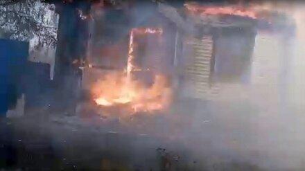 Прокуратура взяла на контроль похожий на фильм ужасов пожар в воронежском селе
