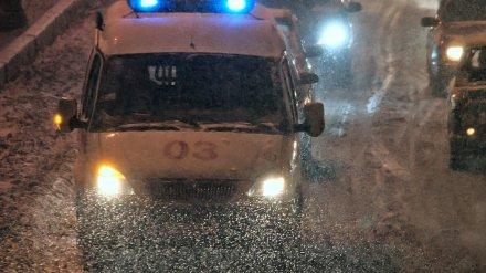 В Воронеже женщина избила фельдшера скорой помощи