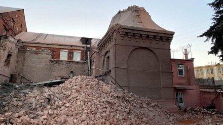 Губернатор впервые высказался о скандальном сносе старинного хлебозавода в Воронеже