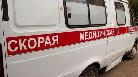 В Воронежской области мужчину раздавило двумя фурами