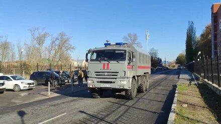 Под Воронежем задержали расстрелявшего военных солдата