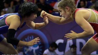 Воронежская спортсменка взяла «бронзу» на первенстве России по вольной борьбе