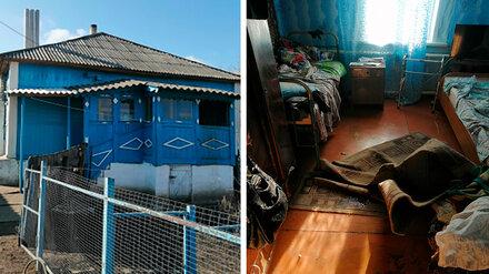 В Воронежской области разъярённый мужчина до смерти забил 80-летнюю мать