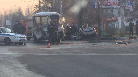 После ДТП с 4 погибшими в Воронеже возбудили уголовное дело