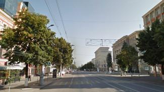 На проспекте Революции в Воронеже уберут пешеходный переход