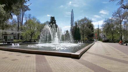 В Воронеже ради Дня ВДВ передумали отключать фонтаны