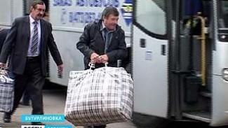 Беженцев с Украины на зиму перевозят в новый центр временного пребывания в Тамбове