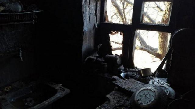 Тело пенсионерки нашли в сгоревшем доме в воронежском селе