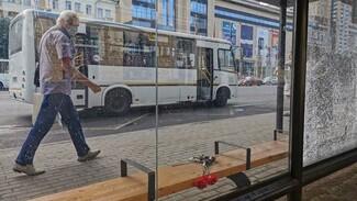 В Воронеже наутро после взрыва маршрутки эвакуировали «ГЧ»