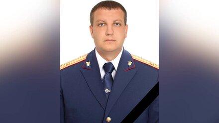 Воронежский СК назвал трагедией смерть 41-летнего главы отдела