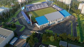 Воронежцам показали, каким станет стадион «Факел» после масштабной реконструкции
