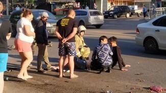 В Воронеже будут судить сбившего семью на переходе водителя