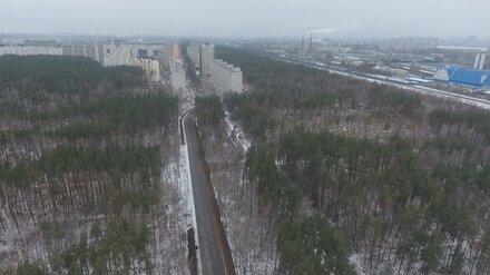 В Воронеже запустили движение по дороге от Минской до Землячки