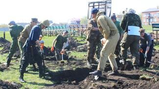 В Воронежской области нашли останки экипажа рухнувшего самолёта