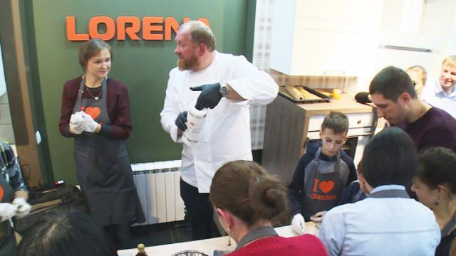 Знаменитый шеф-повар открыл в Воронеже салон кухонной мебели