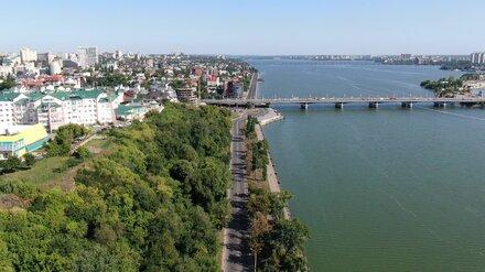 Запуск первого в Воронеже троллея над водохранилищем отложили до июля