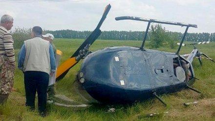 Клуб «Солнечный», чей вертолёт жёстко сел под Воронежем, давно прекратил полёты с клиентами