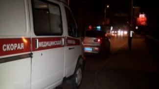 В Воронежской области водитель иномарки погиб в ночном ДТП с грузовиком