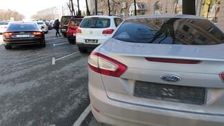 Почти 60 камер. В Воронеже ввели новый способ контроля за платными парковками