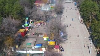 Парк «Танаис» может стать новым культурным центром Воронежа уже в 2018 году