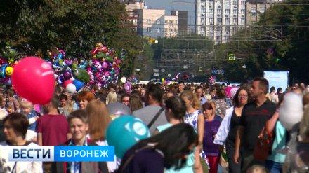 Синоптики рассказали о погоде в День города в Воронеже