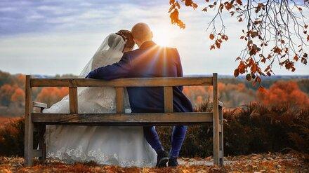 В Воронежской области случится свадебный бум в красивую октябрьскую дату