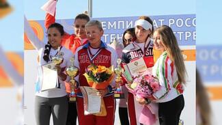 Воронежская спортсменка стала чемпионкой России в стендовой стрельбе