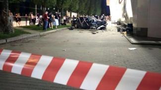 В Воронеже установили личности жертв устроенной полицейским аварии