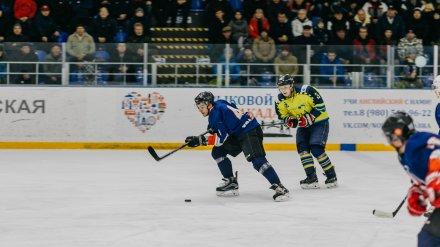 На ледовой арене в Нововоронеже завершился хоккейный турнир