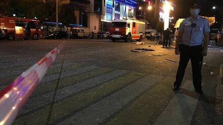 Число пострадавших при взрыве маршрутки в Воронеже возросло до 18
