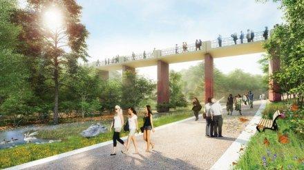Проект развития воронежского Центрального парка стал лучшим на конкурсе в Москве