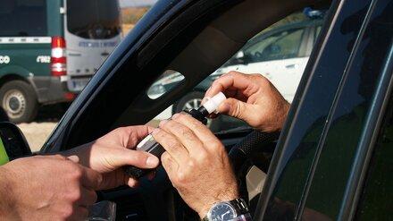 Пьяного водителя из Воронежской области арестовали на 12 суток