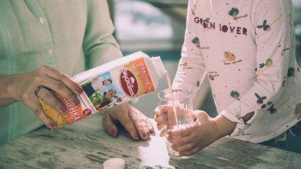 Эксперты признали ряженку воронежской марки «Вкуснотеево» образцовой
