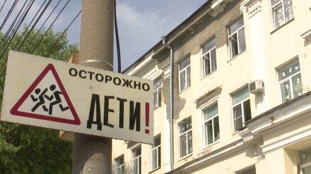 Стали известны сроки ремонта закрытой из-за аварийного состояния школы в Воронеже