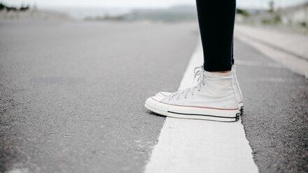 В Воронеже иномарка сбила 12-летнюю девочку на пешеходном переходе