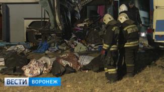 Силовики установили личности жертв ДТП с двумя автобусами под Воронежем