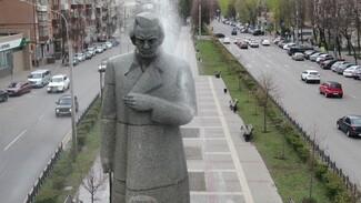Памятники в Воронеже примут душ к ежегодному празднику