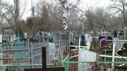 В Воронеже вандалы разграбили более 100 захоронений на кладбищах
