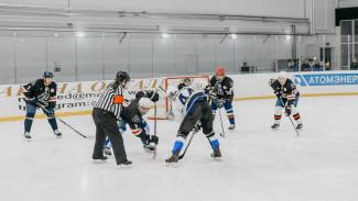 В Нововоронеже стартовал второй областной турнир по хоккею