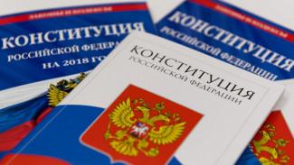 Воронежский облизбирком: поправки к Конституции поддержали 82,56% проголосовавших