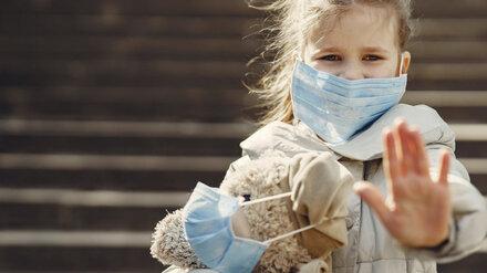 Роспотребнадзор назвал самые частые симптомы коронавируса у детей
