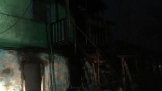 В Воронежской области в сгоревшем доме нашли тело 3-летнего мальчика