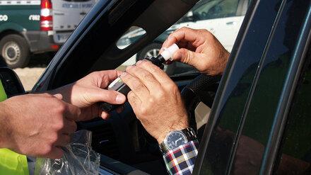 В Воронежской области осудили попавшегося пьяным автомобилиста
