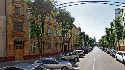 Воронежский памятник дом Мануйлова сменит цвет