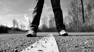 В Воронежской области автомобилист насмерть сбил стоявшего на дороге мужчину и скрылся